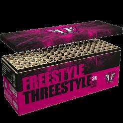Freestyle Threestyle Box (1.5 kilo kruit)