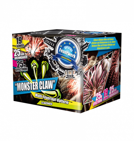 Monster_Claw