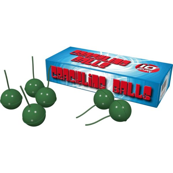 Crackling Balls (10 stuks) 1