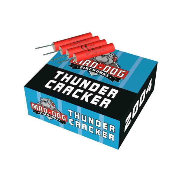 Thunder Cracker (80 stuks) 1