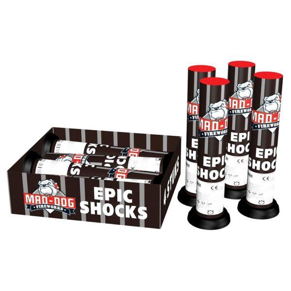 Epic Shock (4 stuks) 1