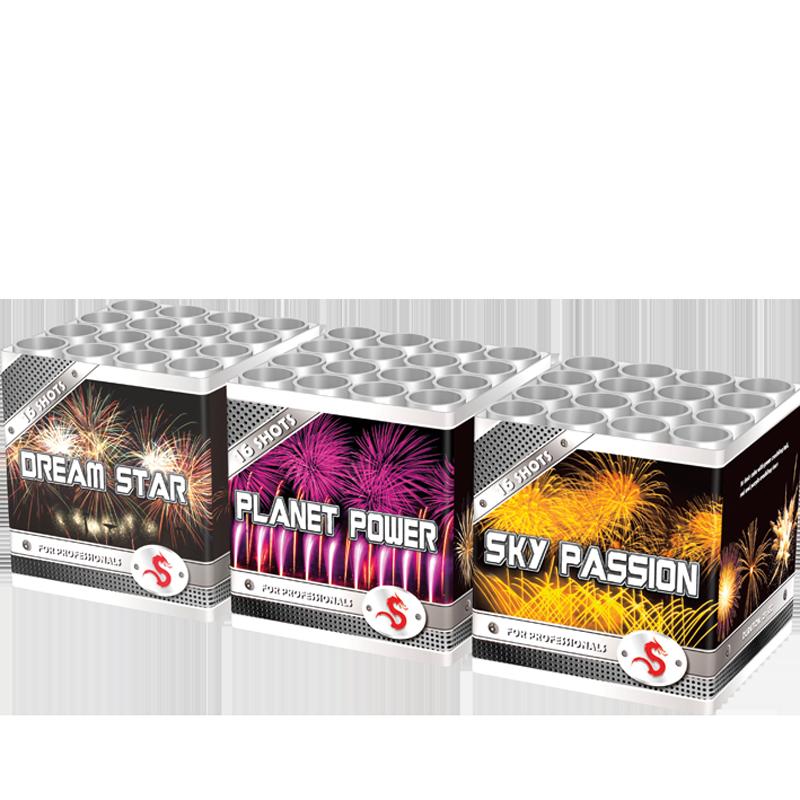 3-Pack Dream Star (3 stuks) 1