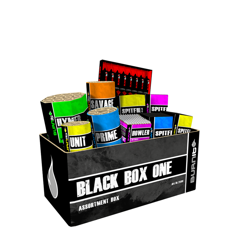 Burn-It – Black Box One 2