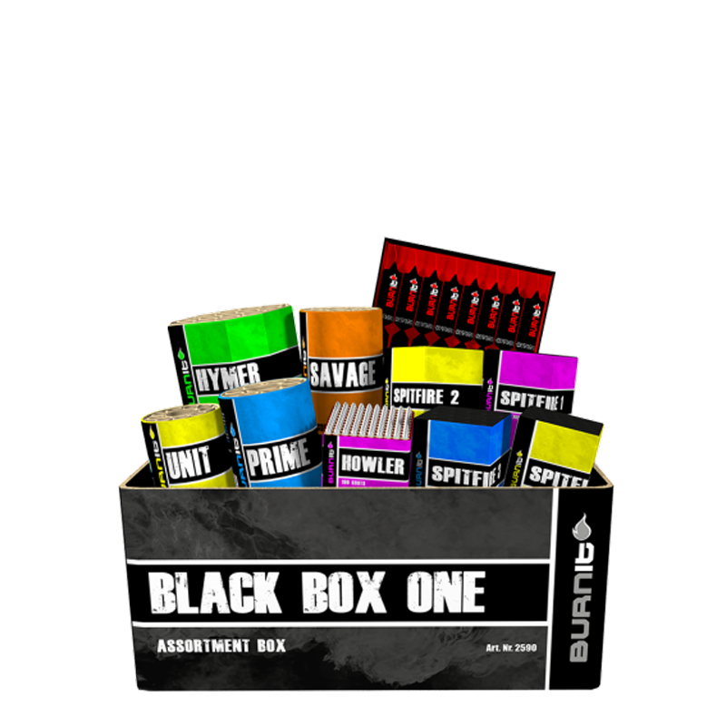 Burn-It – Black Box One 1