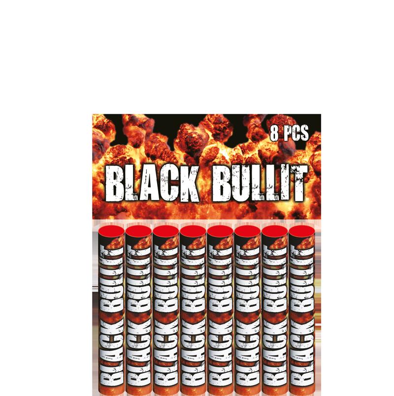 Black Bullit (8 stuks)