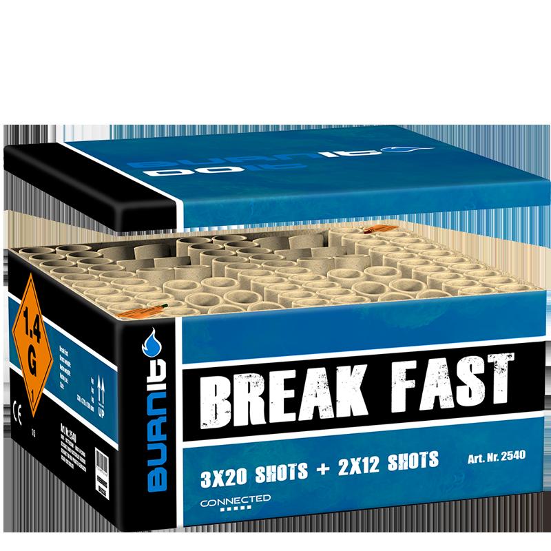 Burn-It - Break Fast (1,3 kg kruit)