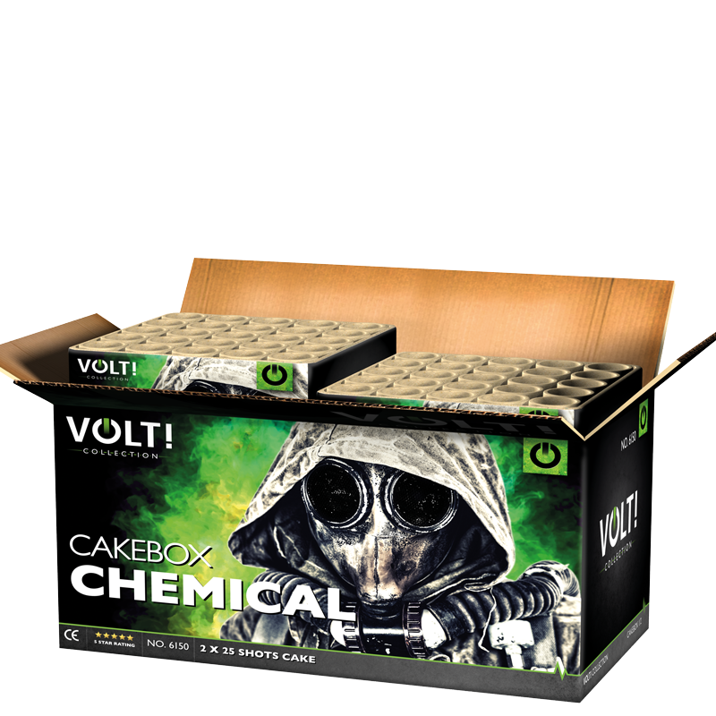 Volt! - Chemical Box (1 kg kruit)