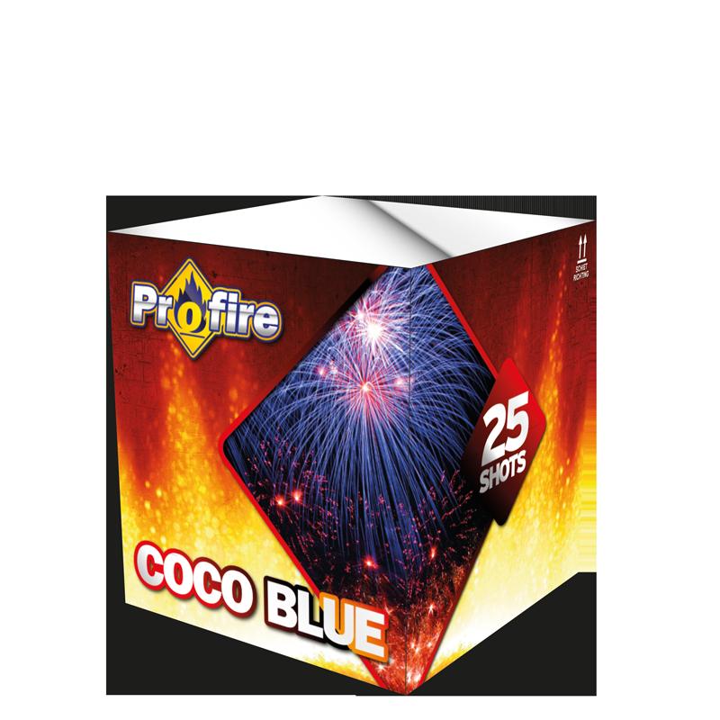 Coco Blue (½ kg kruit)