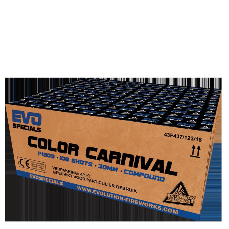Color Carnival (2 kg kruit)