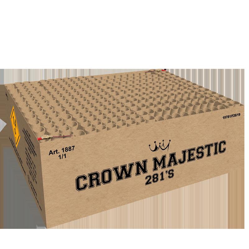 Crown Majestic (3,6 kg kruit)