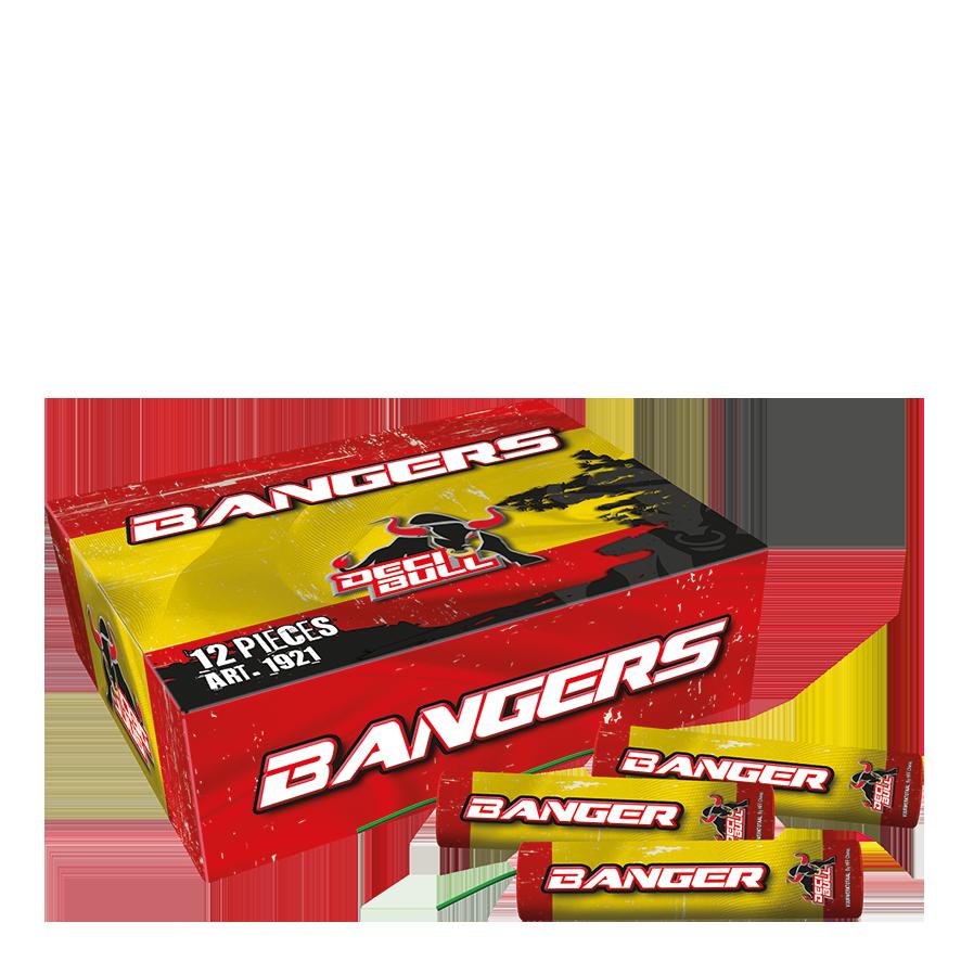 Decibull Bangers (12 stuks)