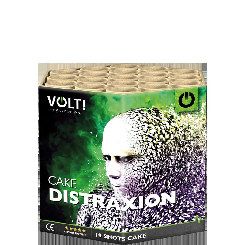 Volt! - Distraxion (½ kg kruit)