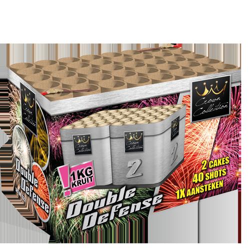 Double Defense (1 kg kruit)