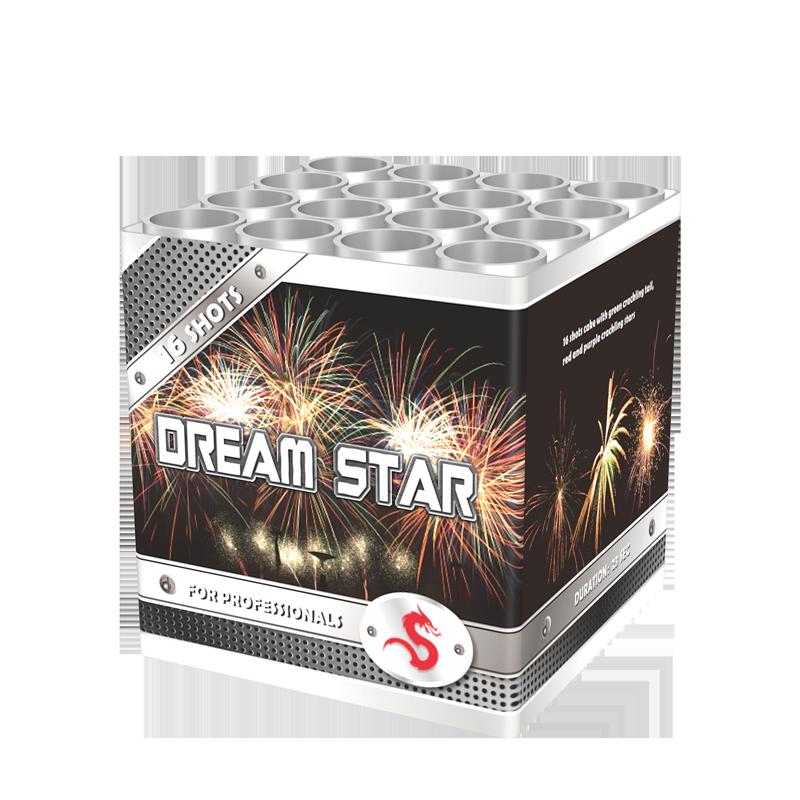 3-Pack Dream Star (3 stuks) 3