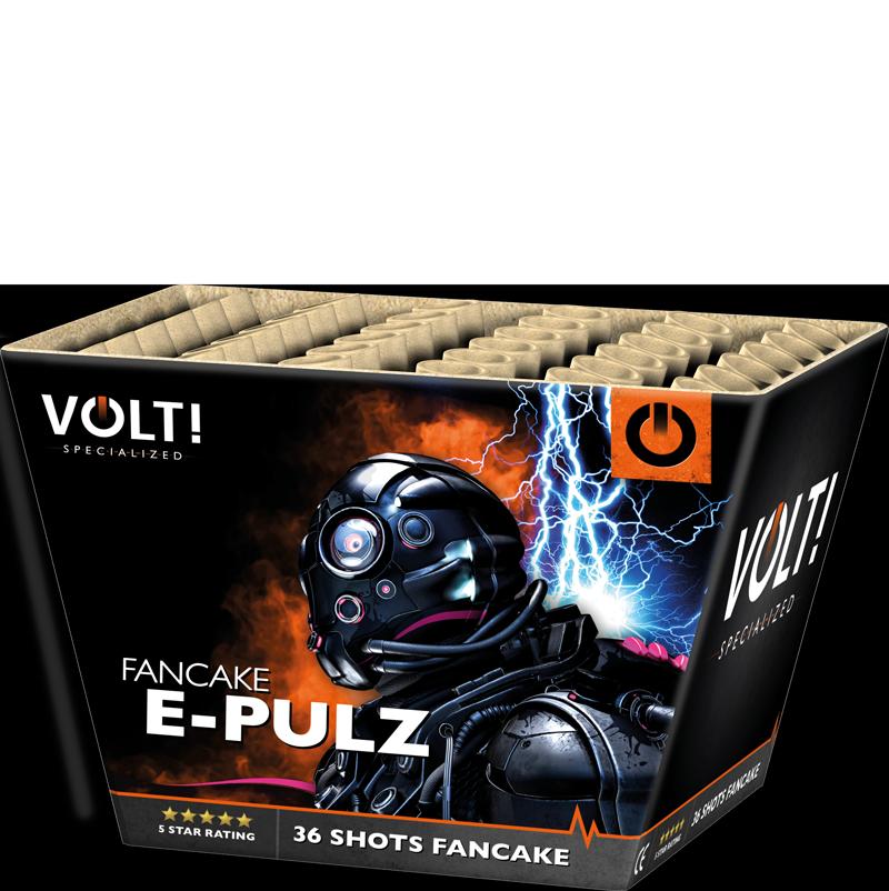 Volt! - E-Pulz (½ kg kruit)