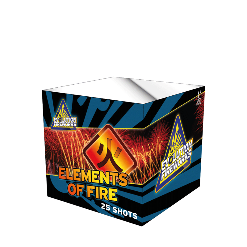 Elements Of Fire (½ kg kruit)