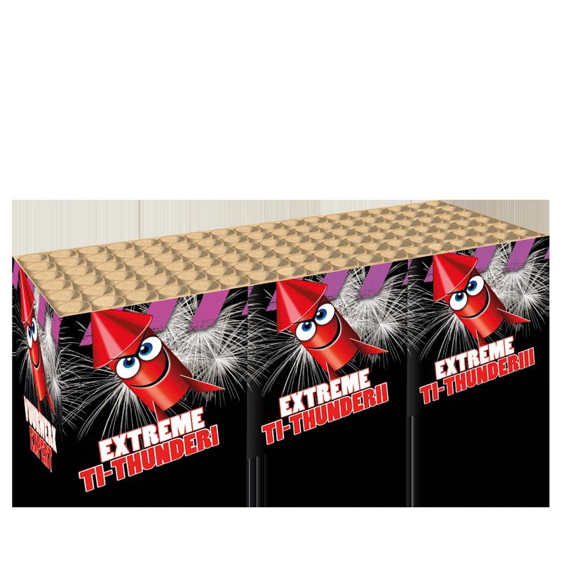Extreme Ti-Thunder (0,7 kg kruit)