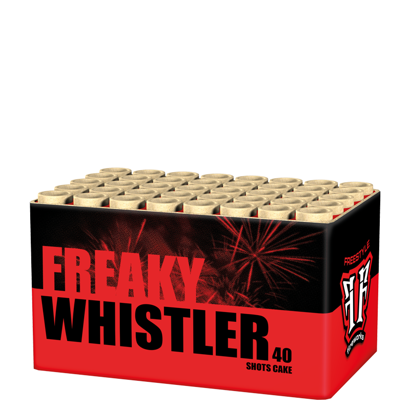 FF - Freaky Whistler