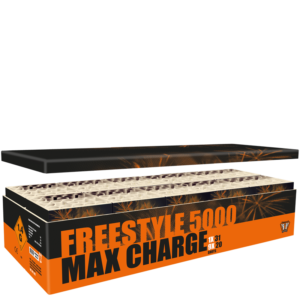 FF - 5000 Max Charge Box (5 kg kruit)