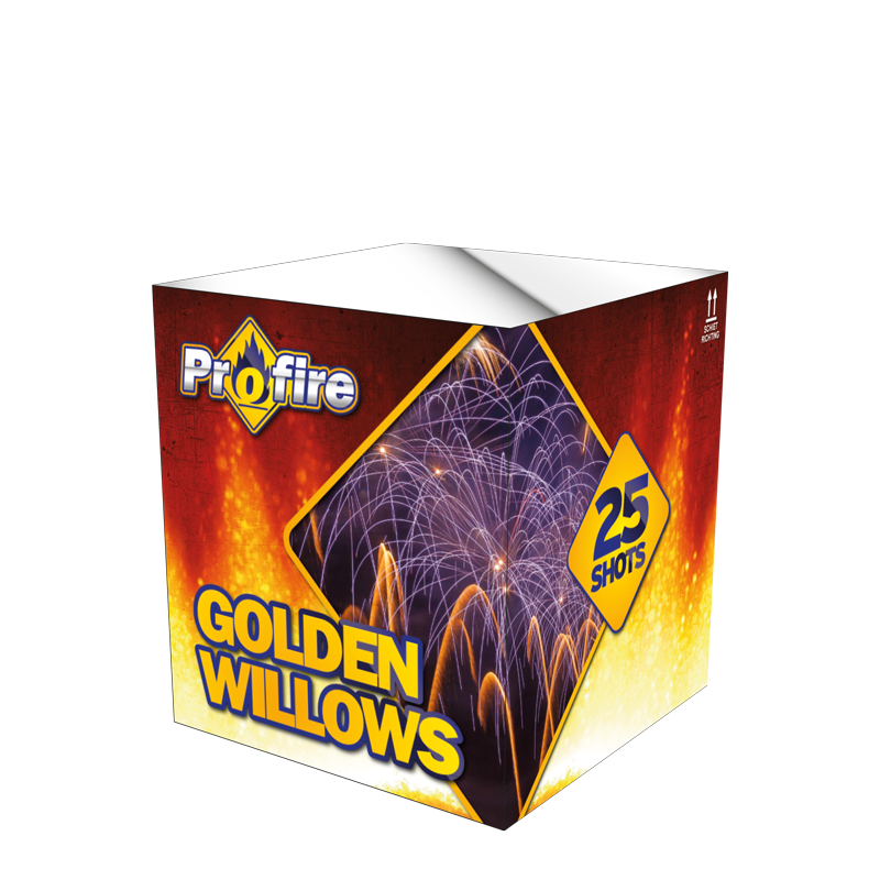 Golden Willows (½ kg kruit)