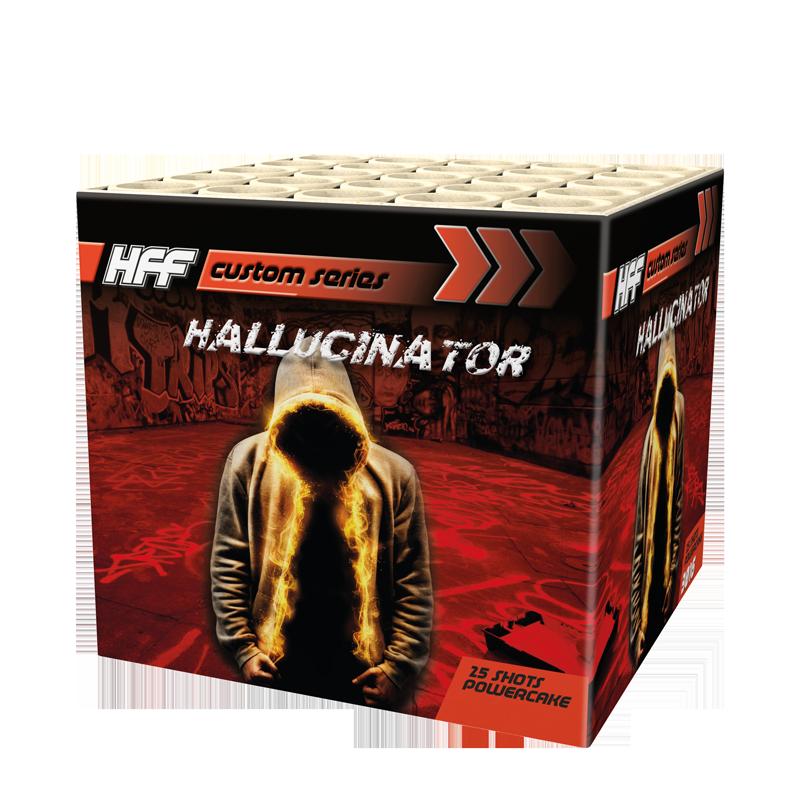 HFF - Hallucinator (½ kg kruit)