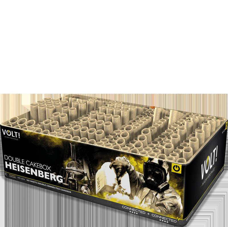 Volt! - Heisenberg (4 kg kruit)