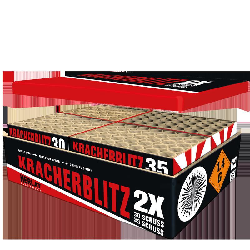 Herlat - Kracherblitz (2 kg kruit)