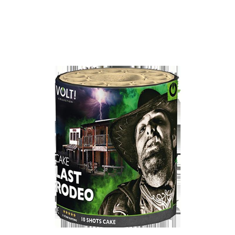 Volt! - Last Rodeo