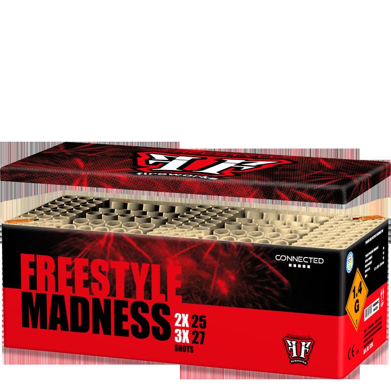 FF - Madness (1,5 kg kruit)