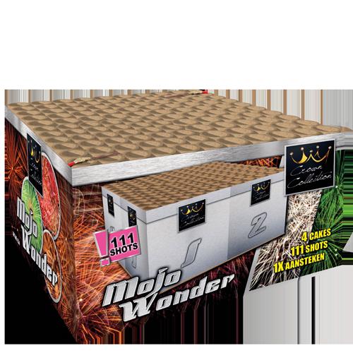 Mojo Wonder (1½ kg kruit)