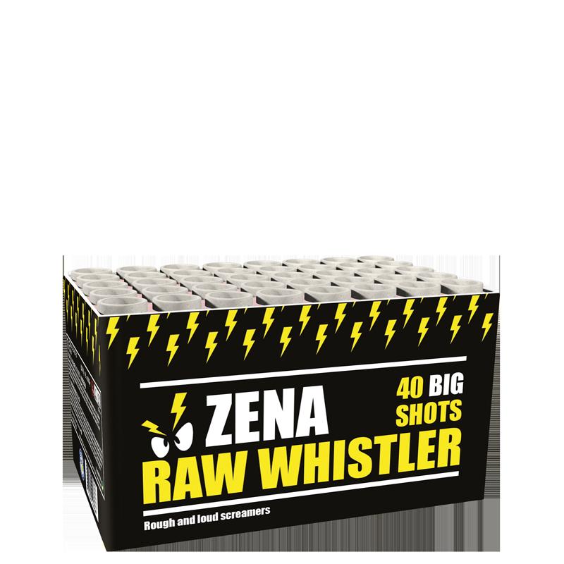 Zena - Raw Whistler