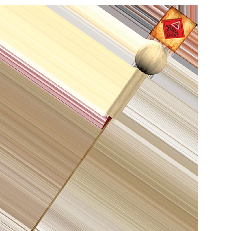 Shell Rocket (1 pijl)