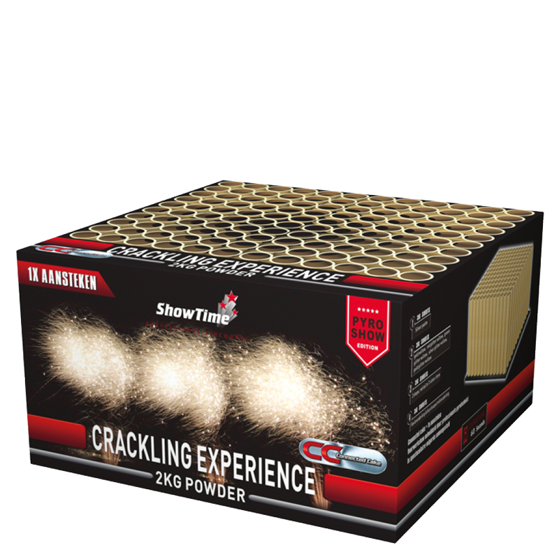Crackling Experience (2 kg kruit)