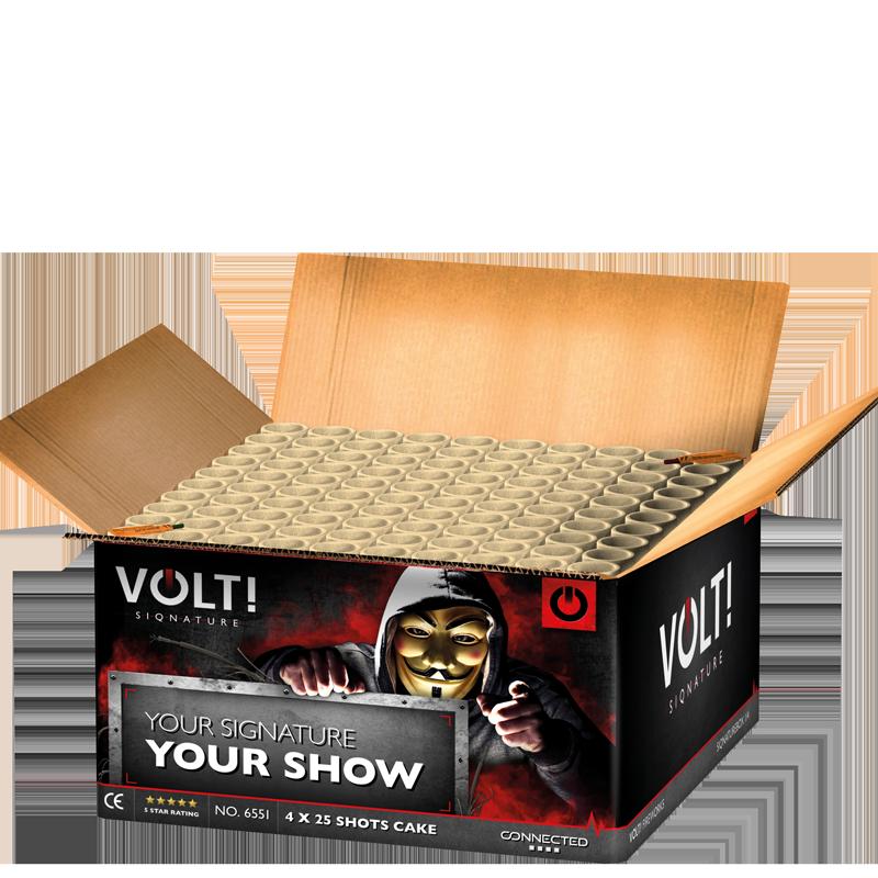 Volt! - Signature Box (1,5 kg kruit)