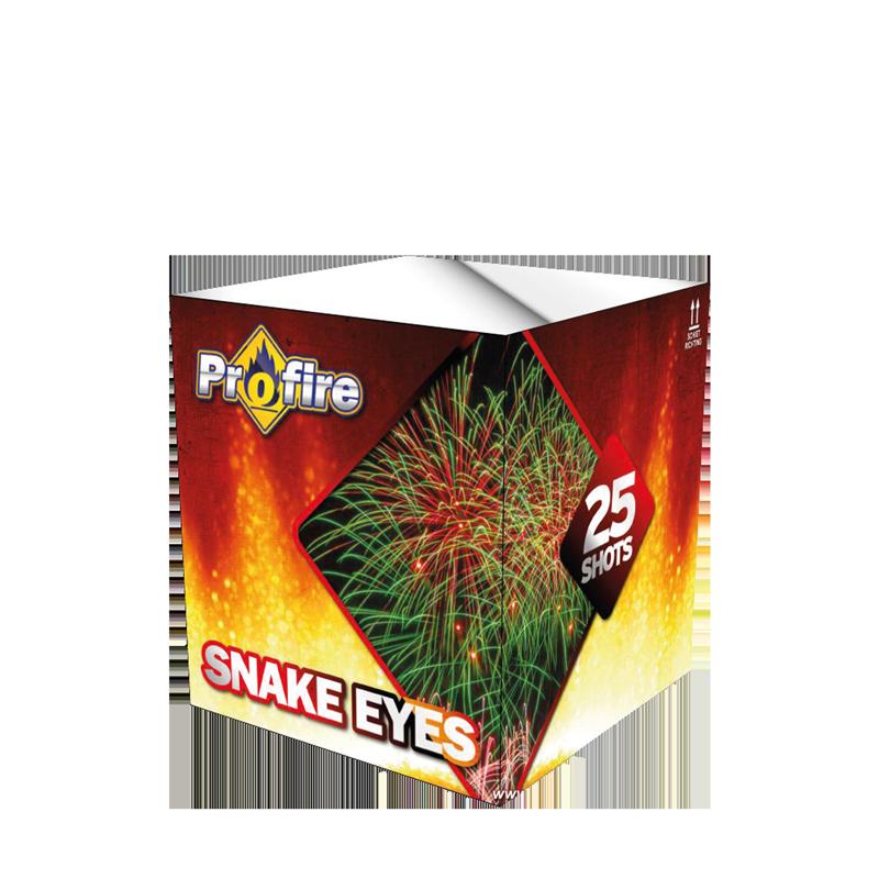 Snake Eyes (½ kg kruit)