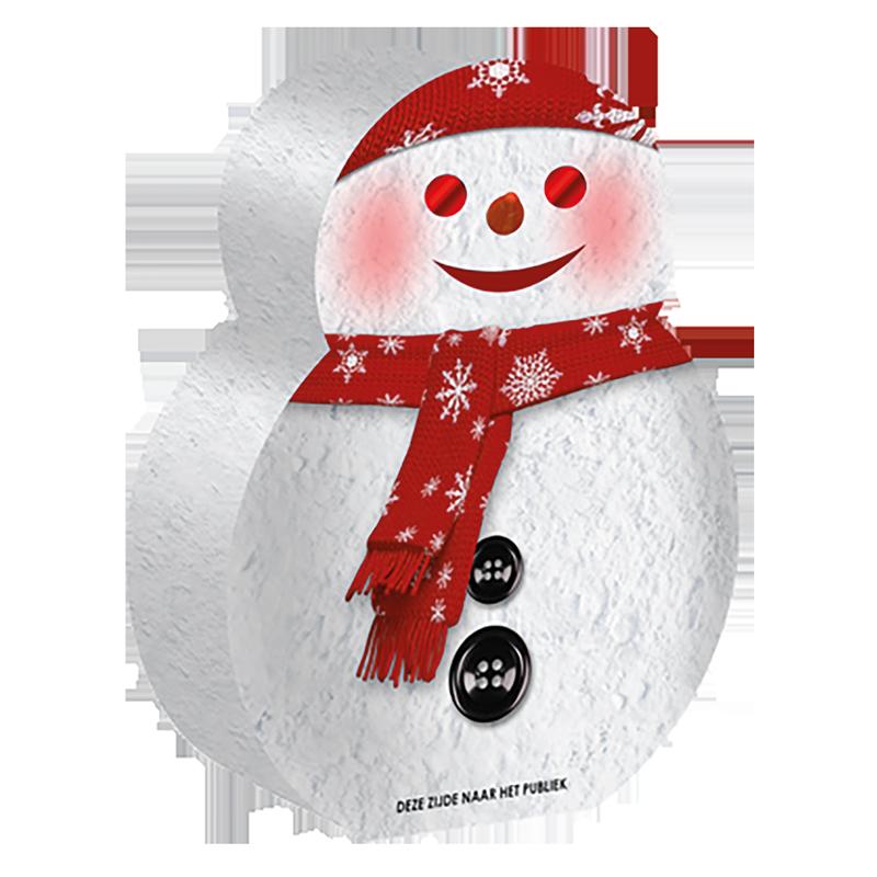 Snowman Fontein