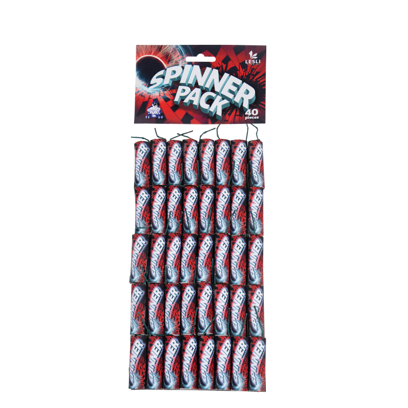 Spinner Pack cat. 1 (40 stuks)