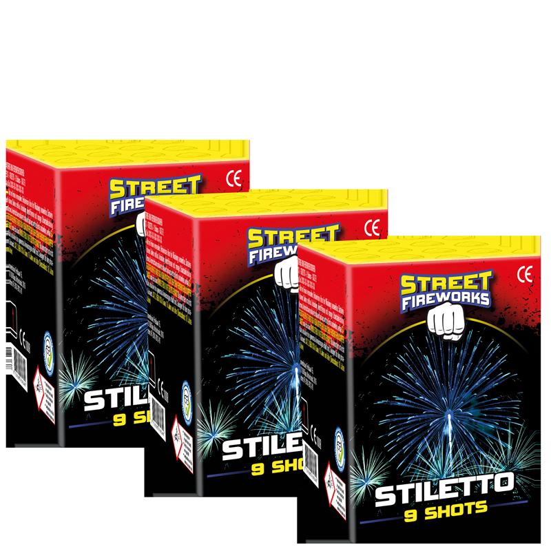 Stiletto (3 halen = 1 betalen)