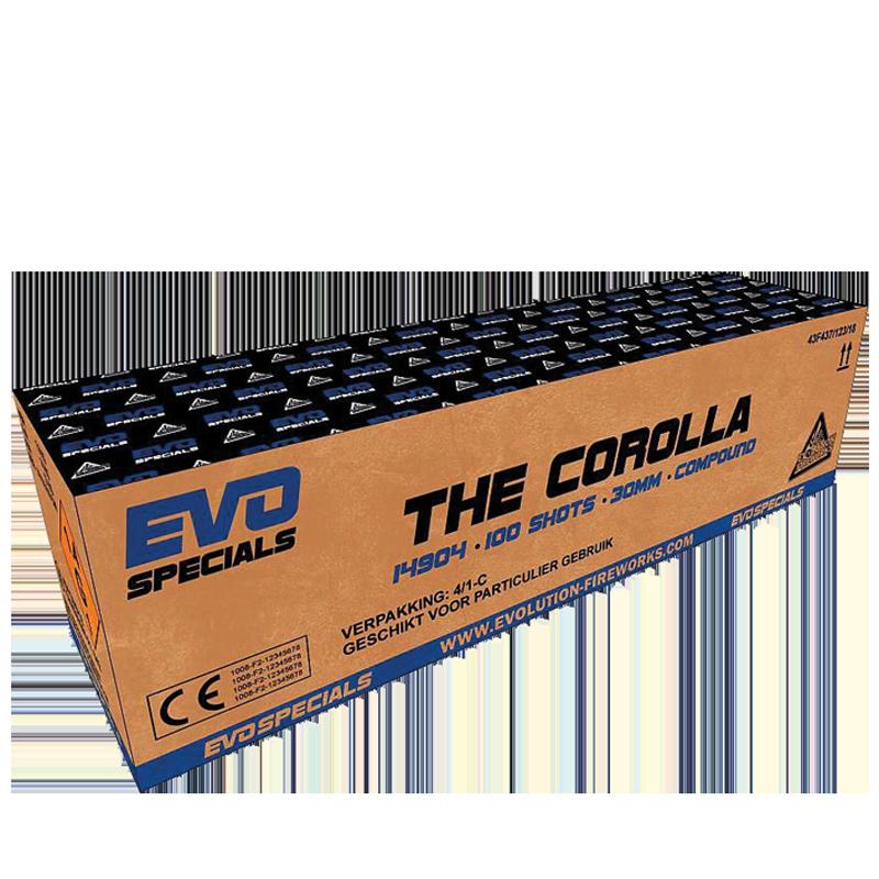 The Corolla (2 kg kruit)