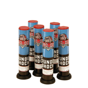 Mad Dog Thunder Shock (6 stuks)