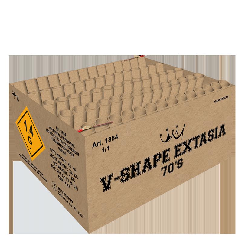 V-Shape Extasia (1 kg kruit)
