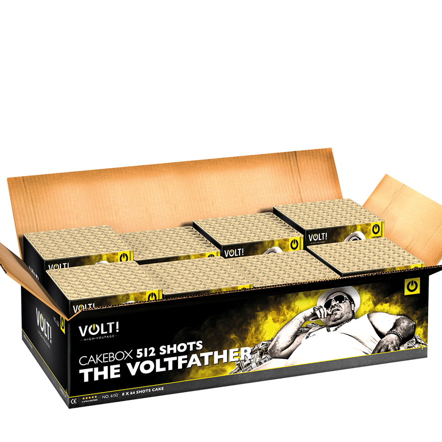 The Voltfather Cakebox (4 kg kruit)