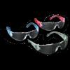 Vuurwerkbril (junior)