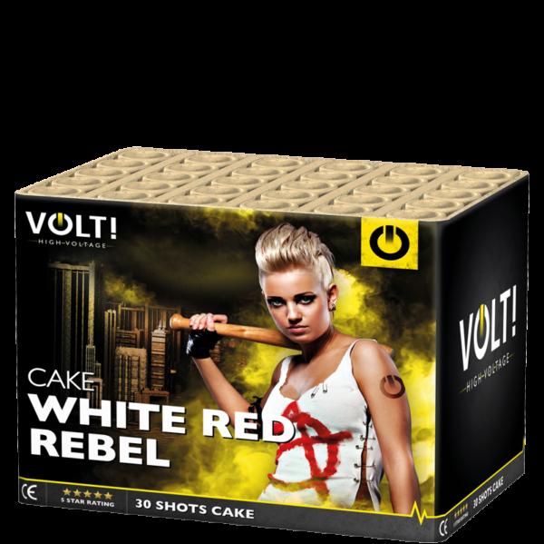 Volt! – White Red Rebel (½ kg kruit) 1