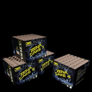 Zena - Cakebox (2 kg kruit)