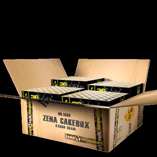 Zena – Cakebox (2 kg kruit) 1