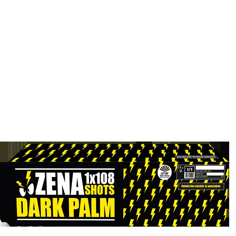 Zena - Dark Palm (1,4 kg kruit)