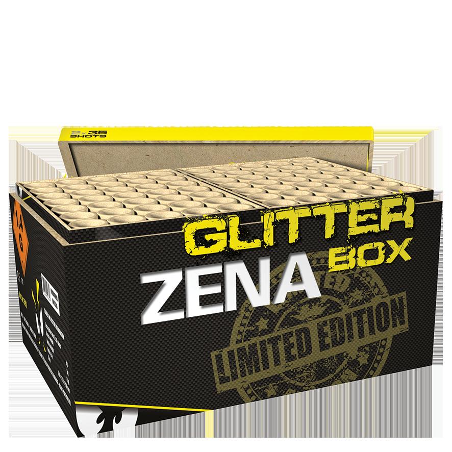 Zena - Glitter Box (1 kg kruit)