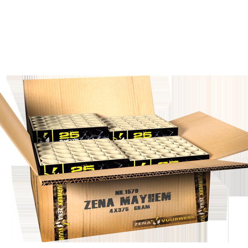 Zena - Mayhem (1,5 kg kruit)