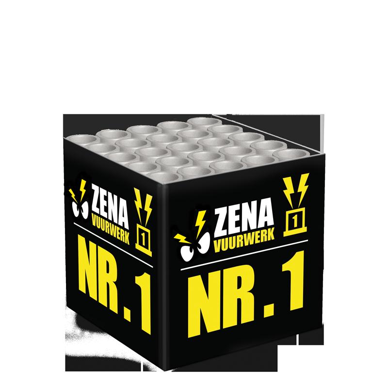 Zena - Nr. 1 (½ kg kruit)